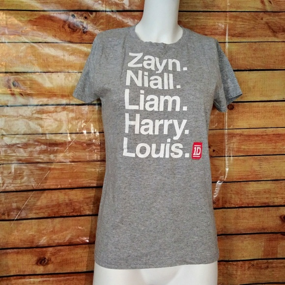 ❤ SALE! One Direction Short Sleeve Tee